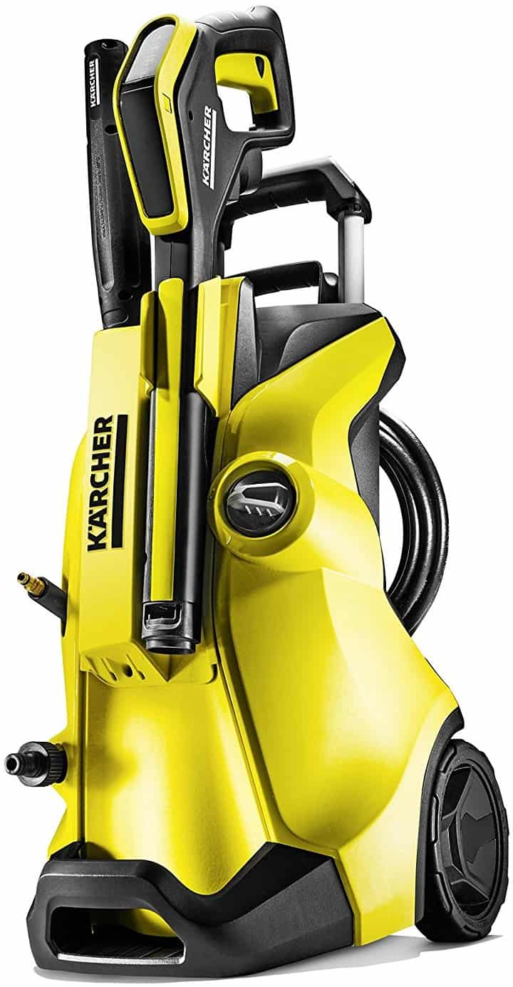 Karcher K4 Full Control Pressure Home Washer