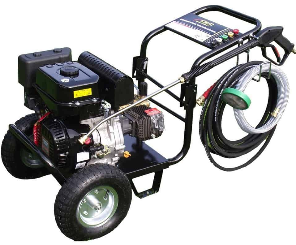 Best Commercial Heavy Duty Pressure Washer Electric Or