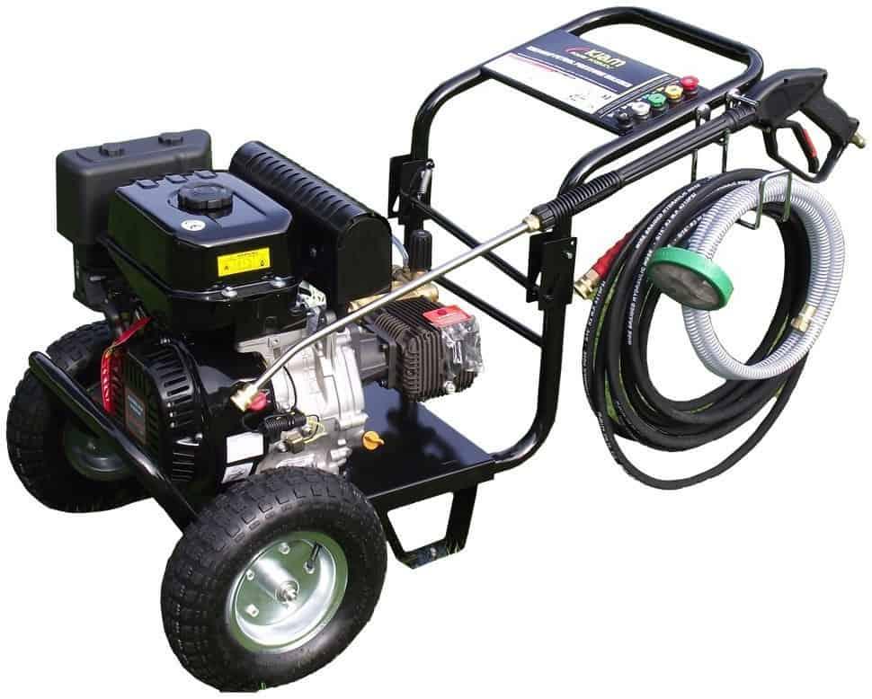 19 Pressure Washer Honda Engine Power Sprayer Power