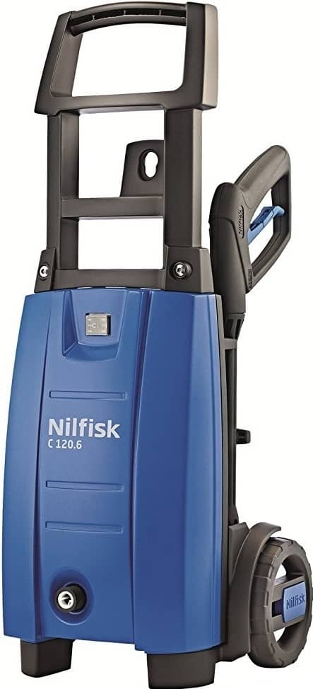 Nilfisk C120 6-6 PCAD X-Tra Big Accessory Pressure Washer