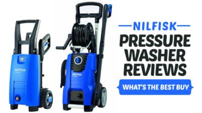 Nilfisk Pressure Washer Reviews: What's The Best Buy