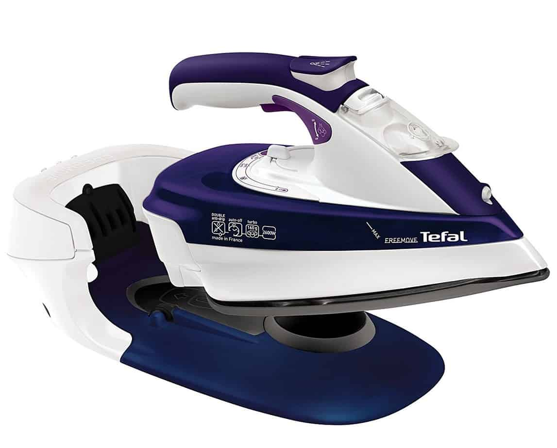 Best Cordless Steam Iron – Tefal FV9965