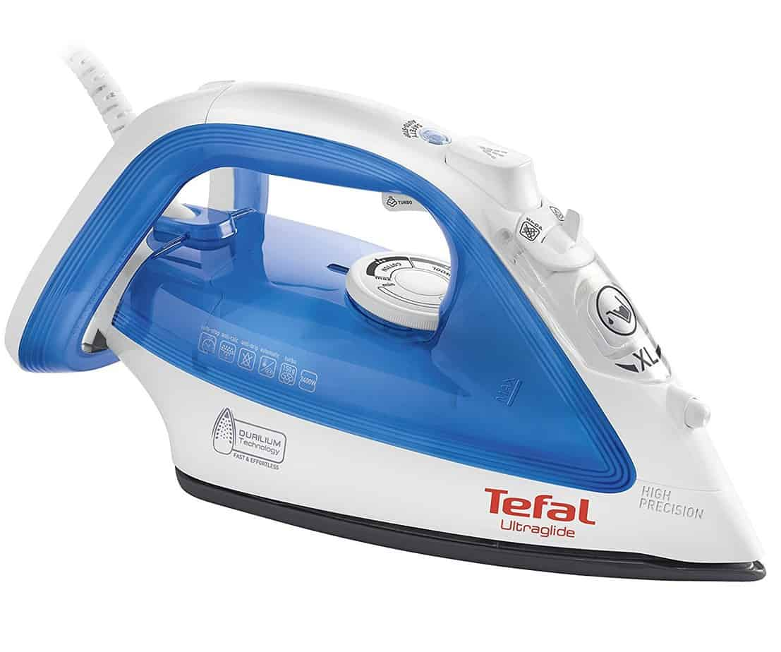 Best Lightweight Steam Irons – Tefal FV4040