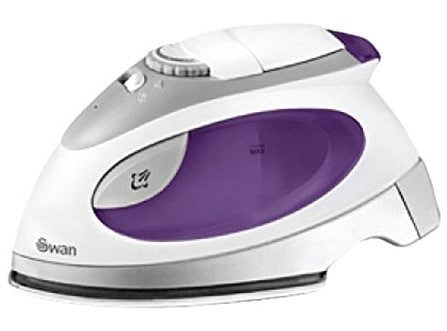 Best Lightweight Travel Iron - Swan