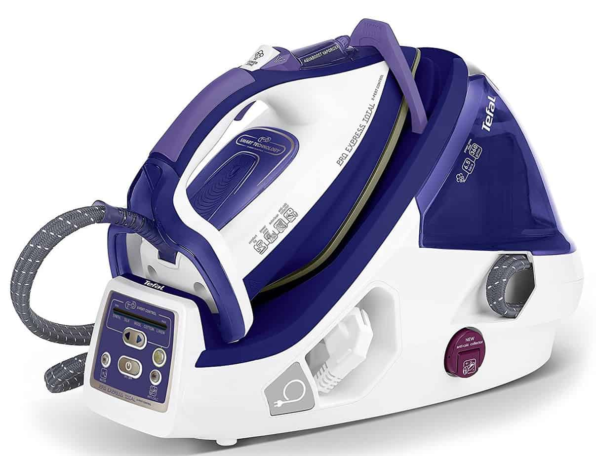 Best Premium Steam Generator Iron – Tefal
