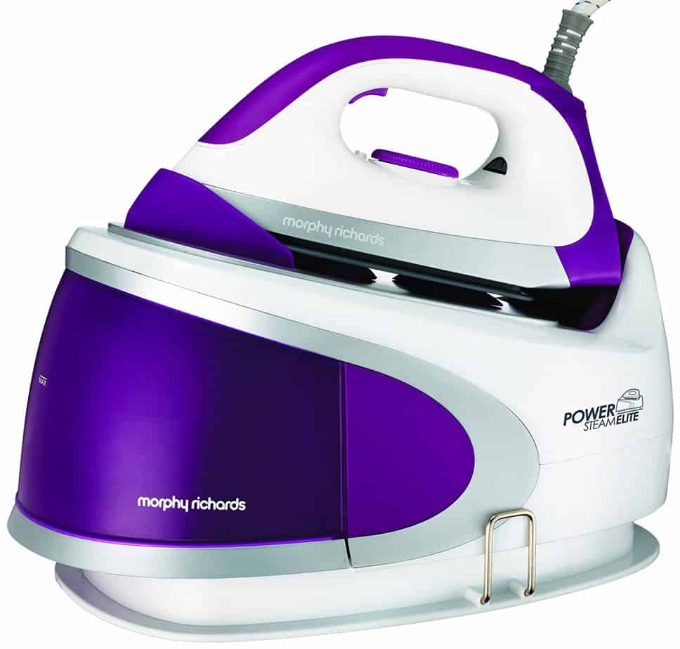 Best Pressurised Steam Generator Iron – Morphy Richards 2