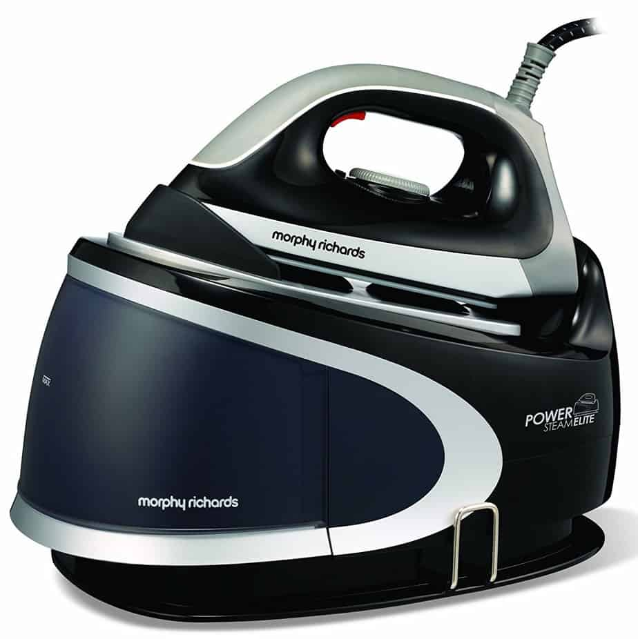 Best Pressurised Steam Generator Iron – Morphy Richards