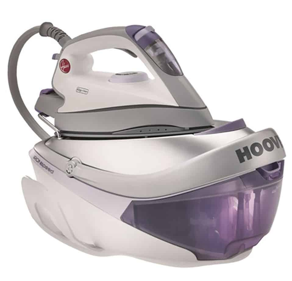 Hoover SRD4108 IronSpeed Steam Generator Iron, 2100 W