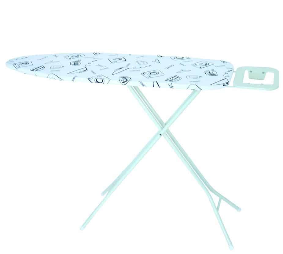 MSV 115 x 35 cm Ironing Board, Multi-Colour