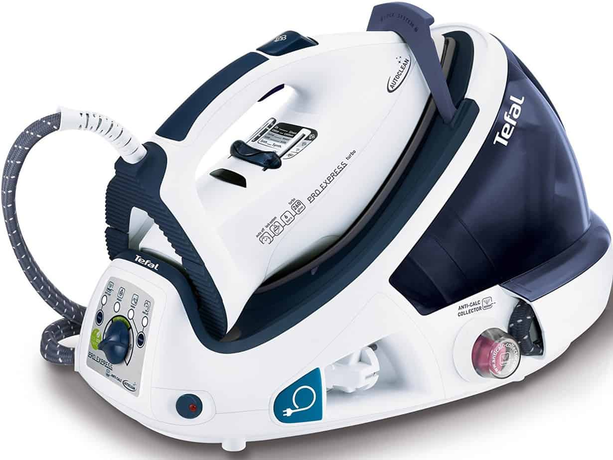 Tefal Gv8461 Pro Express Autoclean Steam Generator