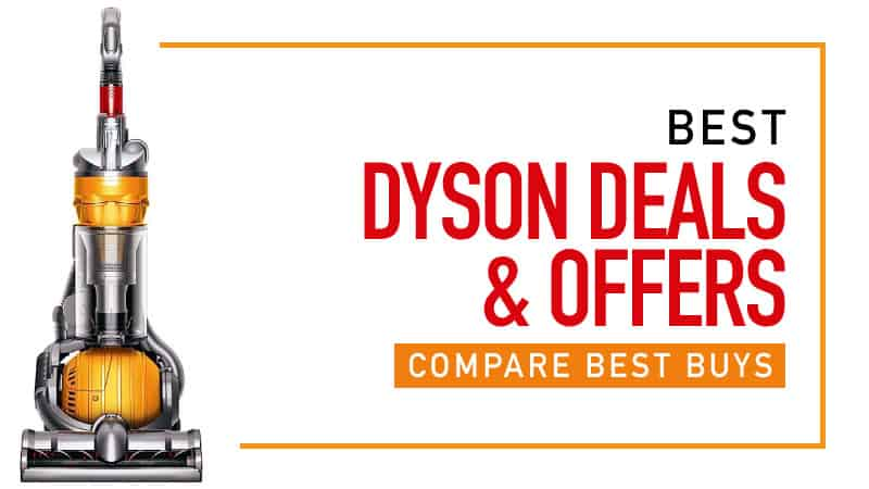 Best Dyson Hoover Deals And Offers Compare Best Buys 2019