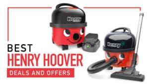 Best Henry Hoover Deals