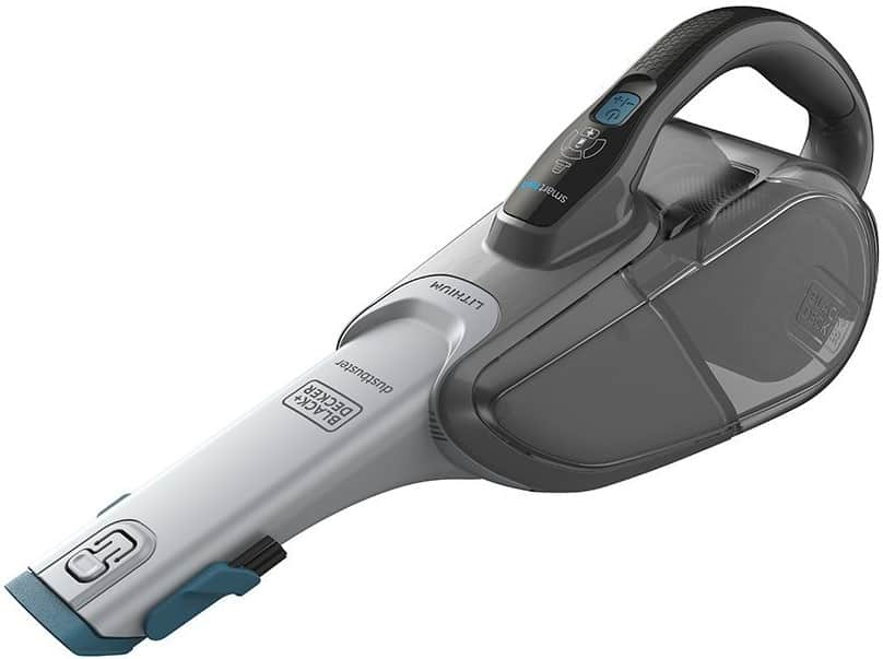Black+Decker 10.8 V Lithium-Ion Dustbuster