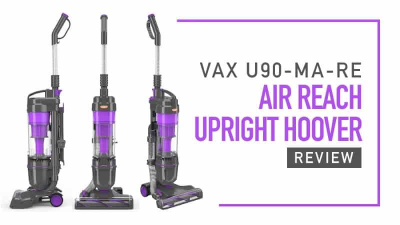 vax max air reach