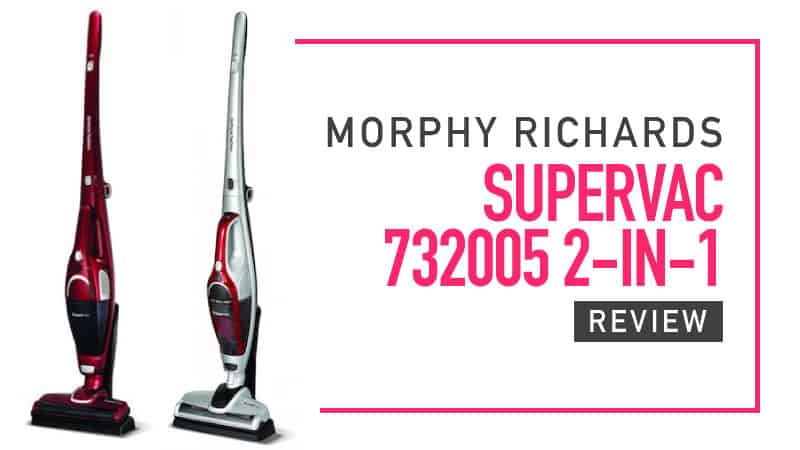 Morphy Richards Supervac 732005 2-in-1 Review