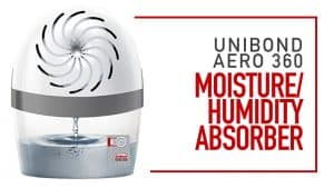 Unibond Aero 360 Review – Moisture / Humidity Absorber