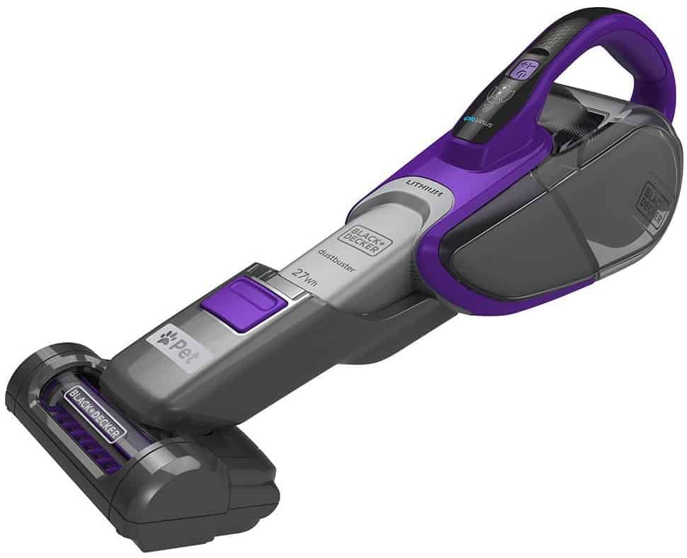 Black and Decker DVJ325BFSP-GB