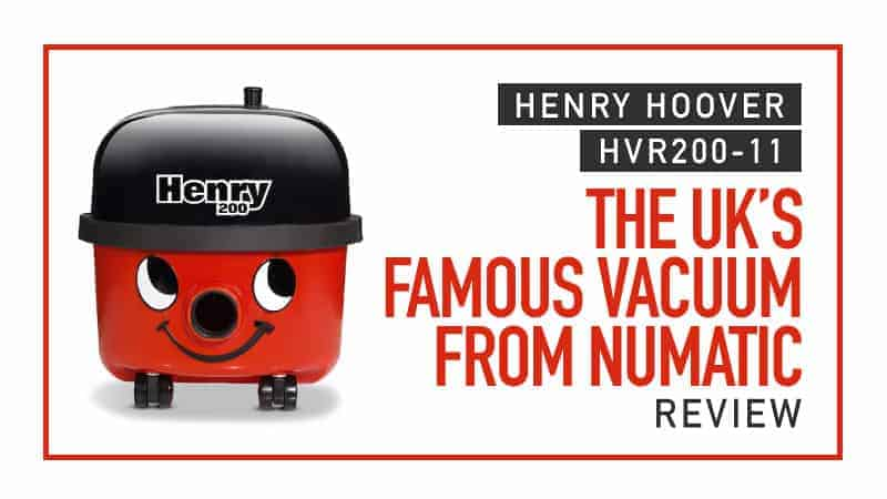 Review Of Henry Hoover Hvr200 Uk S Famous Vacuum Cleaner Smart Vacuums