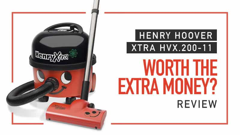 Review Of Henry Xtra Smart Vacuums