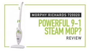 Morphy Richards 720020 Steam Mop
