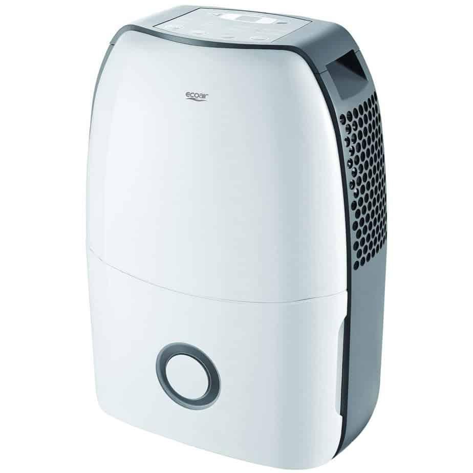 Best Quiet Dehumidifier for the Bedroom – EcoAir
