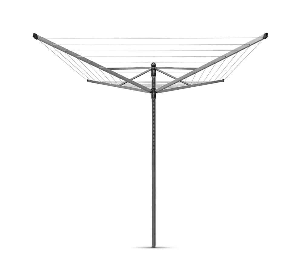 Brabantia Lift-O-Matic Rotary Airer Washing Line