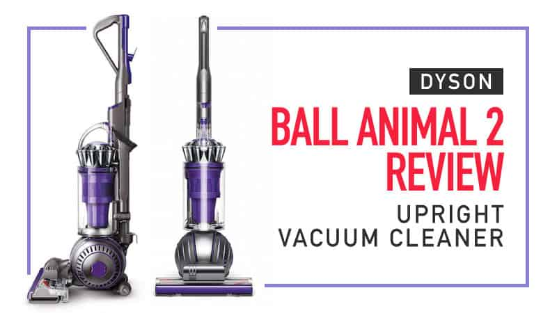 Dyson Ball Animal 2 Review - Upright Vacuum Cleaner