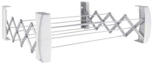Best Wall Mounted Washing Line for the Money - Leifheit