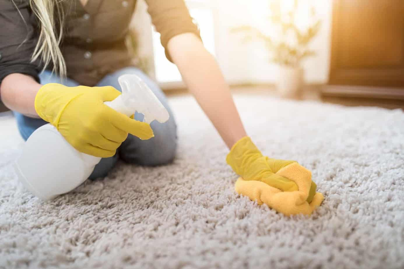 DIY Methods Of Removing Wet Carpet Smell