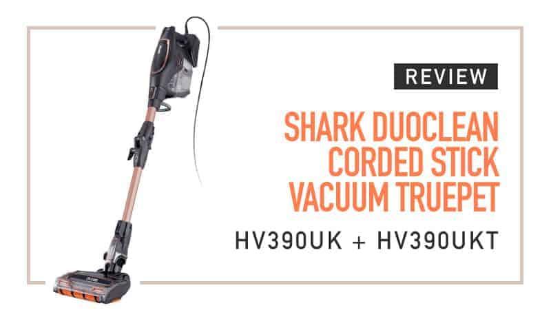 Review-Shark-DuoClean-Corded-Stick-Vacuum-Truepet-HV390UK-HV390UKT