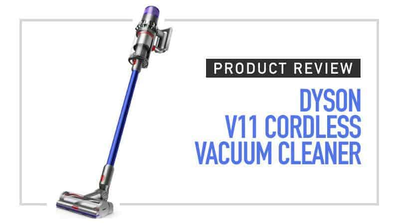 Dyson V11 Review--What's Different from the V10