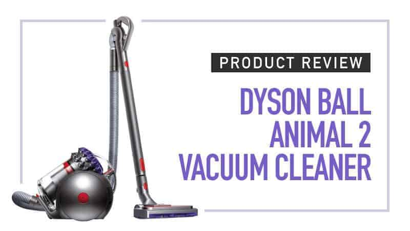 Product Review--Dyson Ball Animal 2 Vacuum Cleaner - Smart Vacs