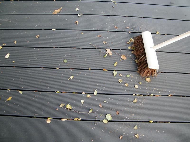 Declutter the Deck