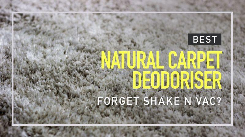 best carpet deodoriser