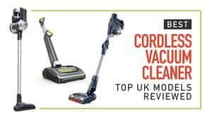 Best Cordless Vacuum Cleaners TRviewed