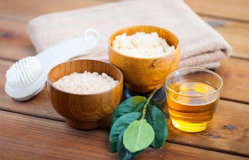 Baking Soda and Epsom Salt