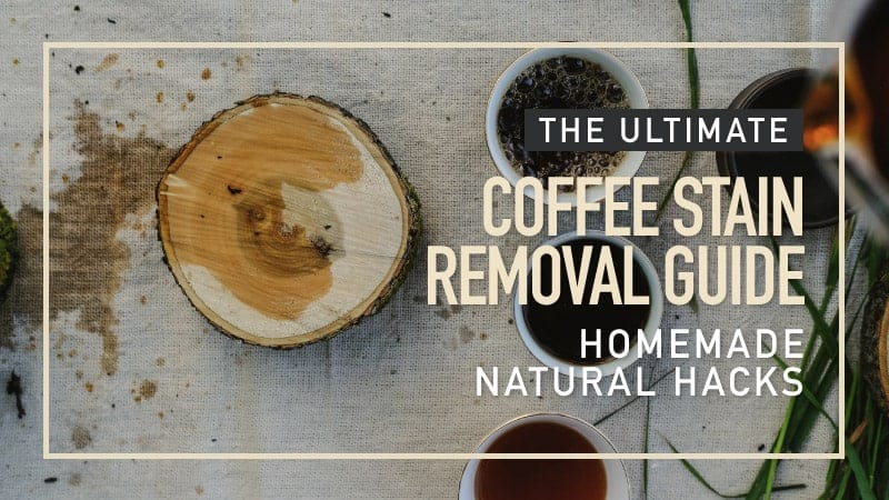 Ultimate Coffee Stain Removal Guide