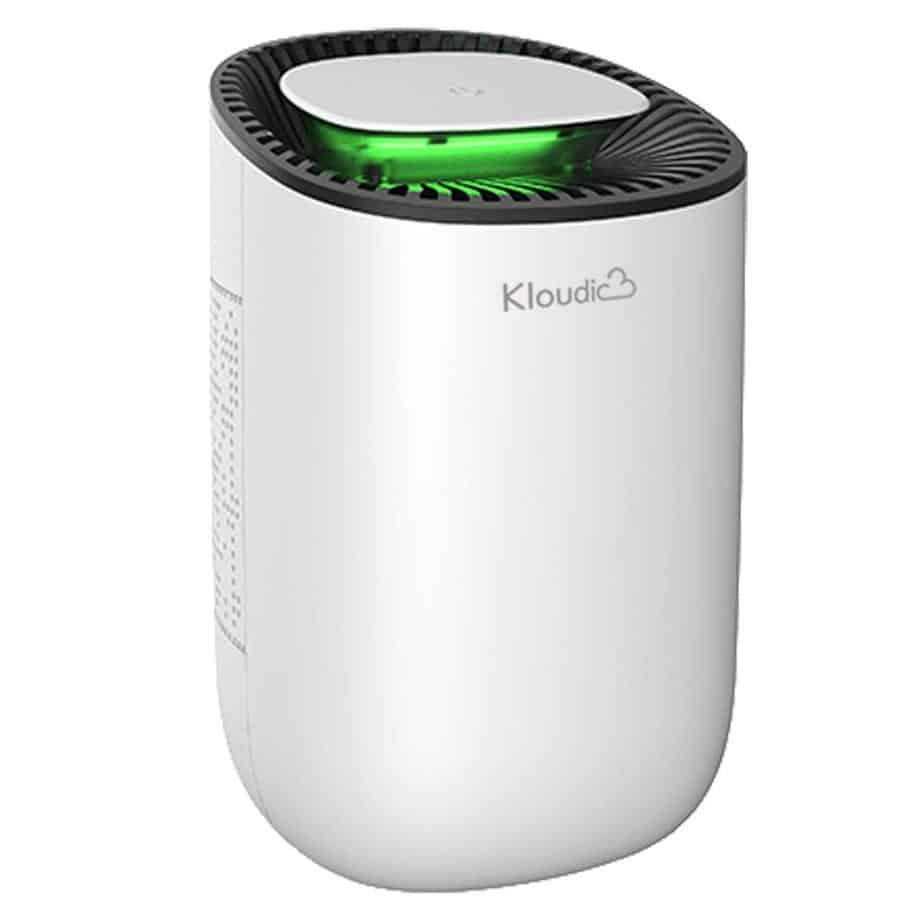 KLOUDIC Ultra-Quiet-Air-Cleaner