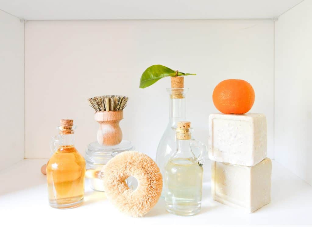Zero-Waste Cleaning Routine & List for Every Home