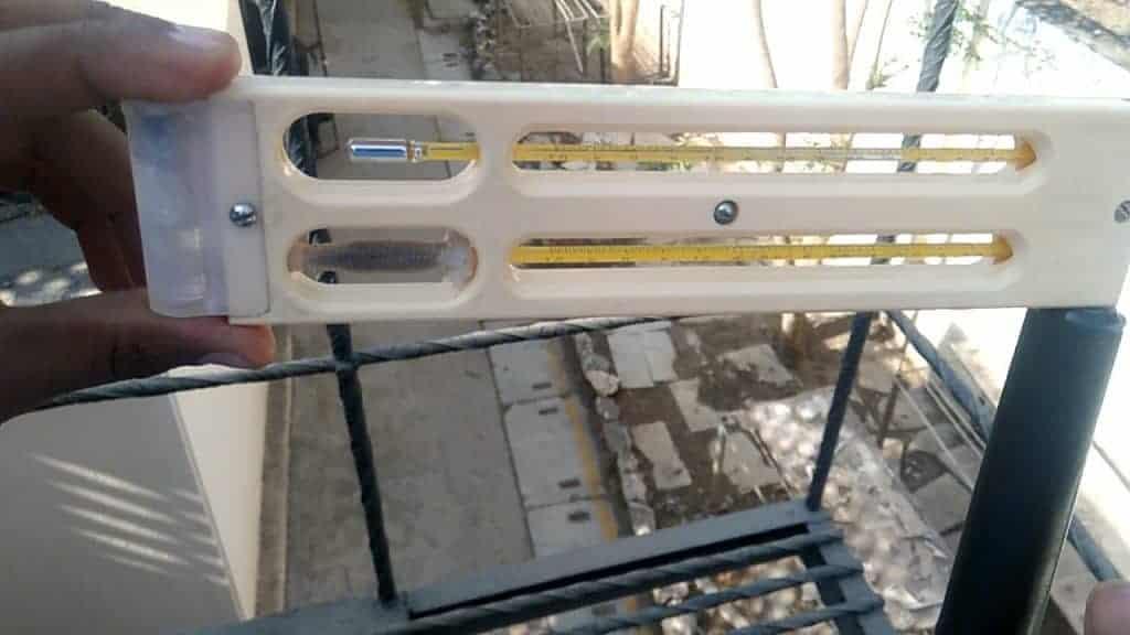 wet-bulb hygrometer