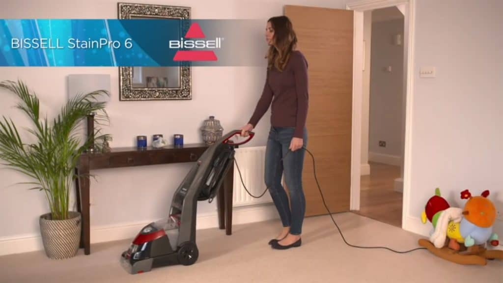 Bissell StainPro 6 Cord Length