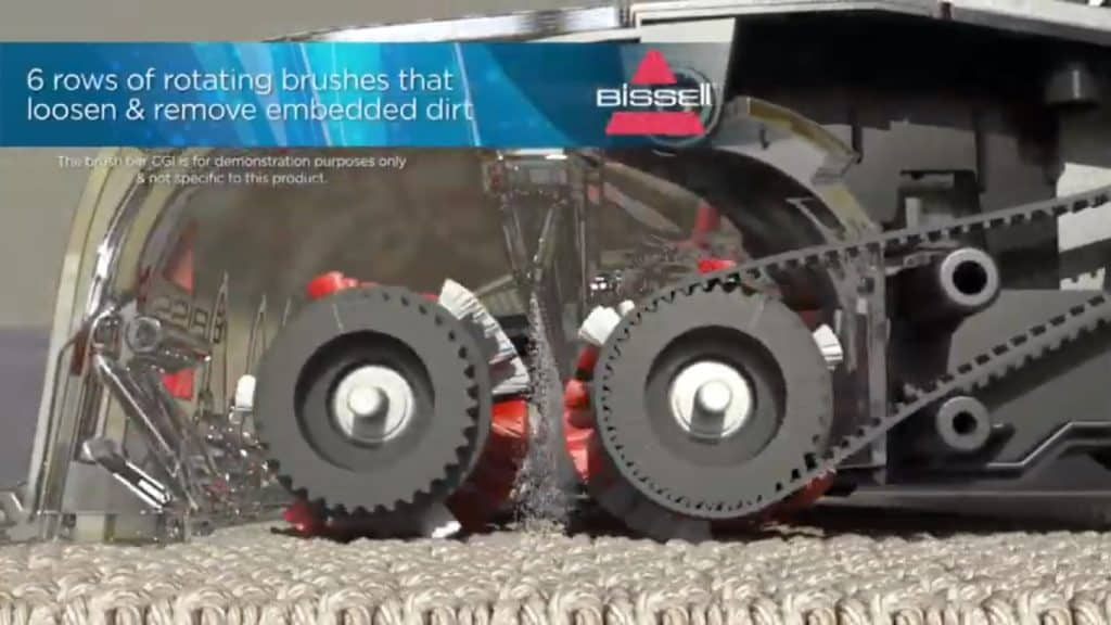 Bissell StainPro 6 for a larger cleaning path
