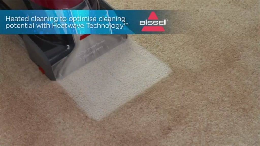 Bissell StainPro 6 on carpets