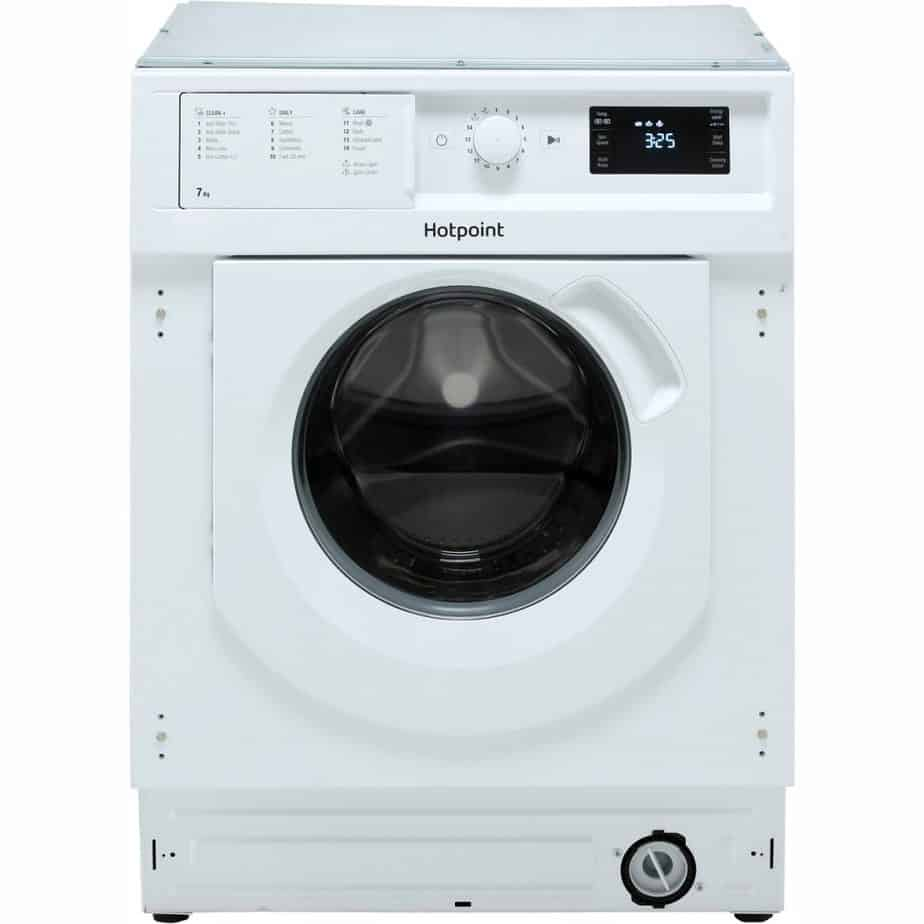 Hotpoint BIWMHG71484 Integrated 7Kg Washing Machine