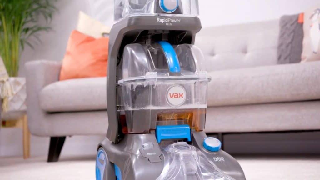Vax Rapid Power Plus dirty water tank
