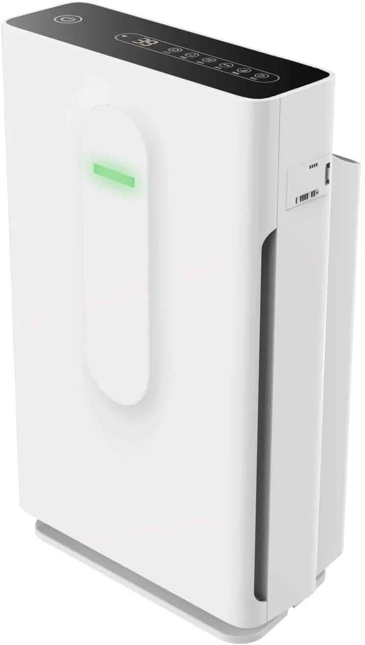 ElectriQ EAP500HC - 7 Stage Hepa Air Purifier