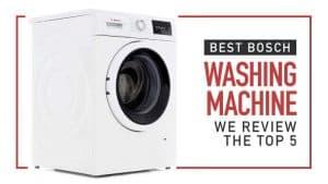 Best Bosch Washing Machine