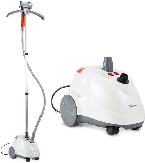 VonHaus 1600W Upright Clothing Steamer