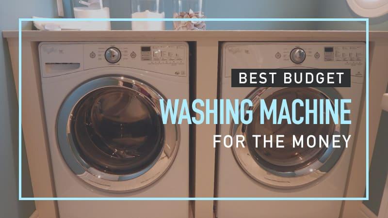 Best Washing Machine Under £300