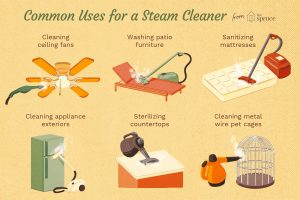 What Can You USe a Steam Cleaner On?